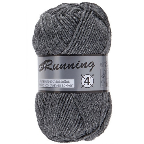 New Running Grey Melange 002