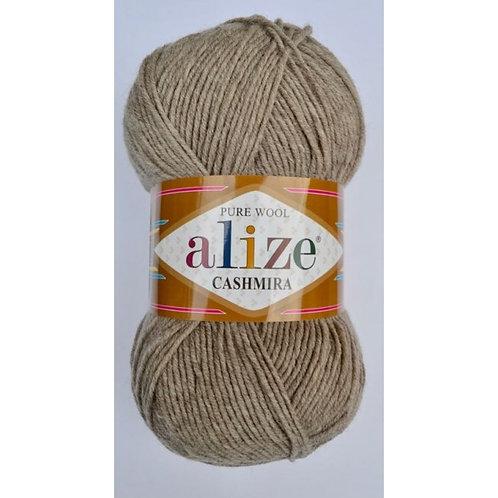 Alize Cashmira Light Brown Melange 207