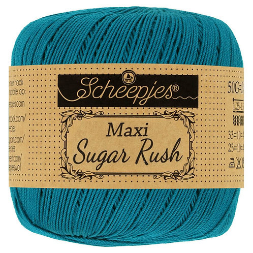 Scheepjes Maxi Sugar Rush Petrol Blue 400