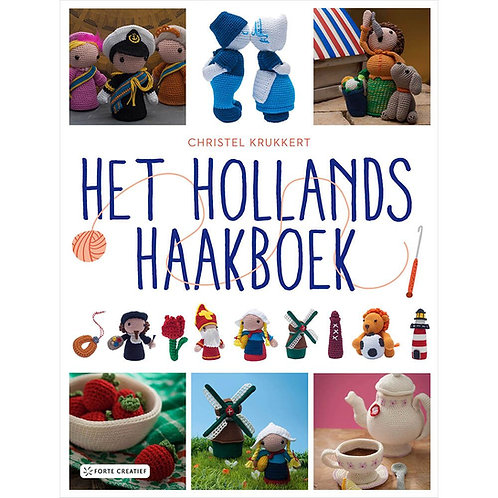Het Hollands Haakboek - Chirstel Krukkert