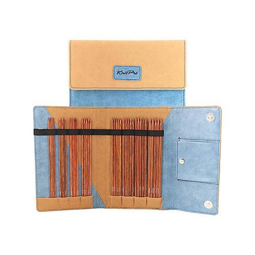 KnitPro Ginger Sokkennaalden Set 20 Cm
