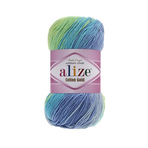 Alize Cotton Gold Batik 4146