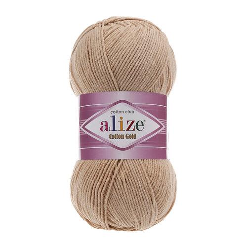 Alize Cotton Gold Beige 262
