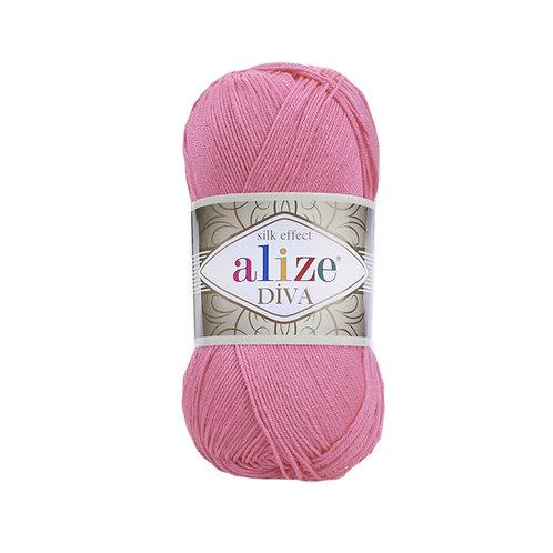 Alize Diva Dark Pink 178