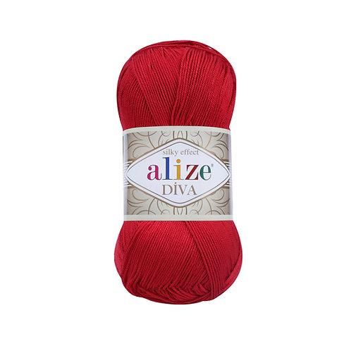 Alize Diva Red 106