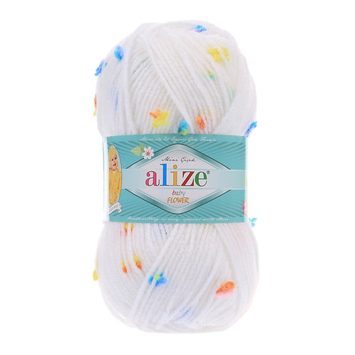 Alize Baby Flower 5380