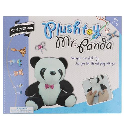 Naaipakket voor Kinderen Panda