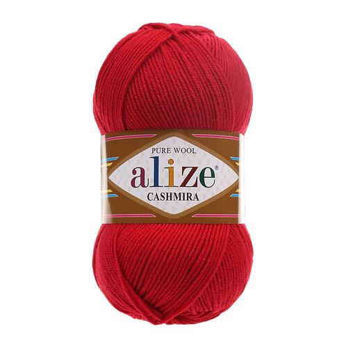 Alize Cashmira Red 56