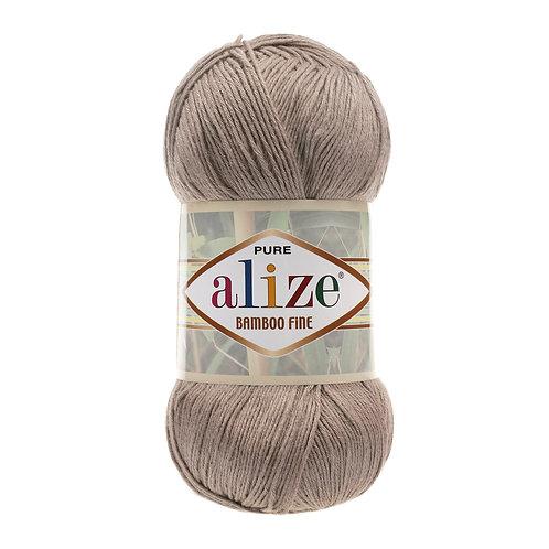 Alize Bamboo Fine Hazy Taupe 629
