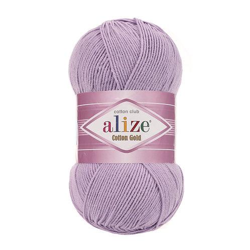 Alize Cotton Gold Lilac 166