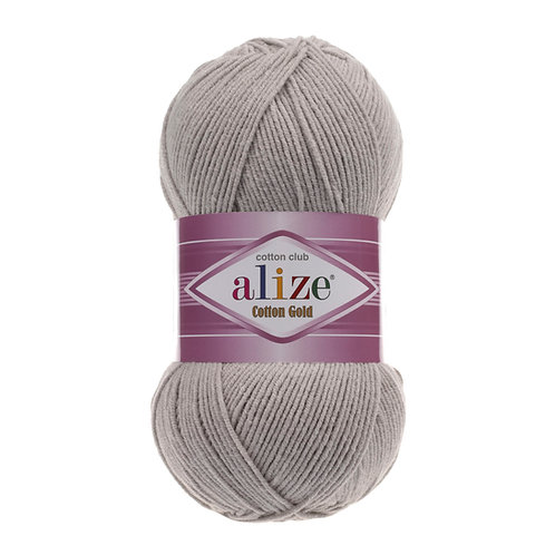 Alize Cotton Gold Light Grey 200