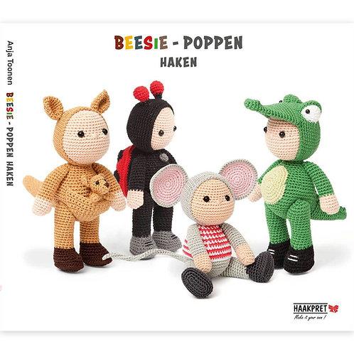 Beesie Poppen Haken - Anja Toonen