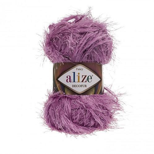 Alize Decofur Rose 264