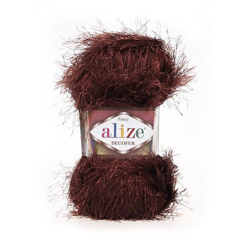 Alize Decofur Brown 26