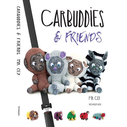 Carbuddies En Frieds - Mr.Cey
