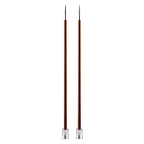 Knitpro Zing Breinaalden met Knop 40 Cm 5.50 mm