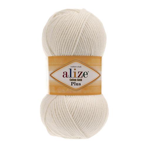 Alize Cotton Gold Plus Light Cream 62