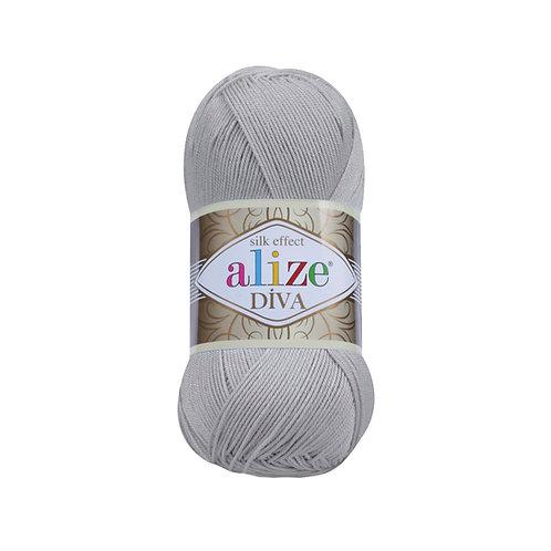 Alize Diva Grey 355
