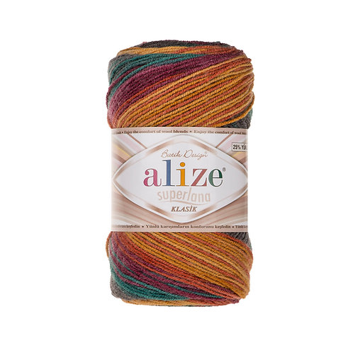 Alize Superlana Klasik Batik 4276