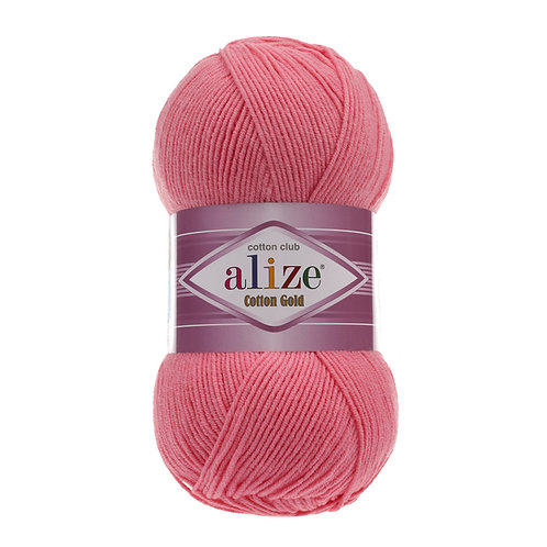 Alize Cotton Gold Candy Pink 33
