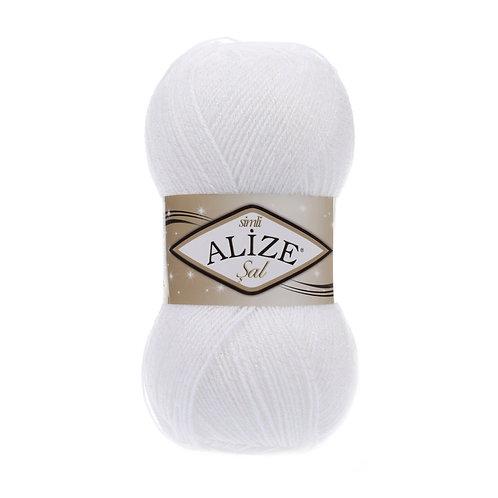 Alize Sal Sim White 55