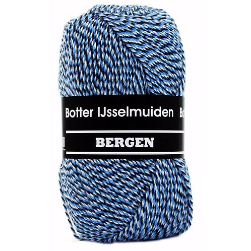 Botter Bergen Blauw Beige 082