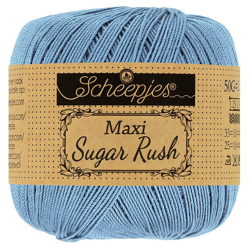 Scheepjes Maxi Sugar Rush Bluebird 247