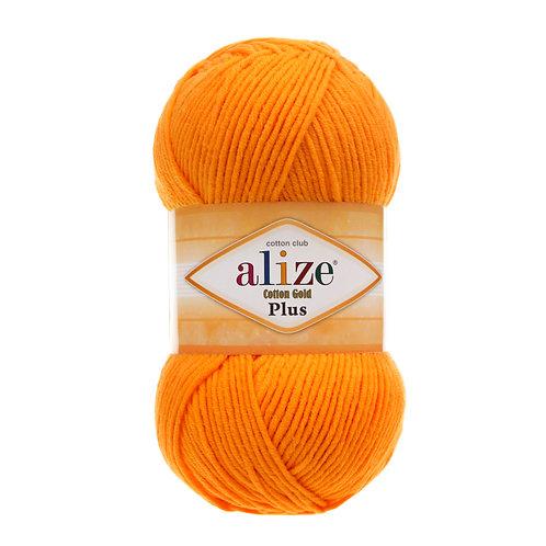 Alize Cotton Gold Plus Pumpkin 83