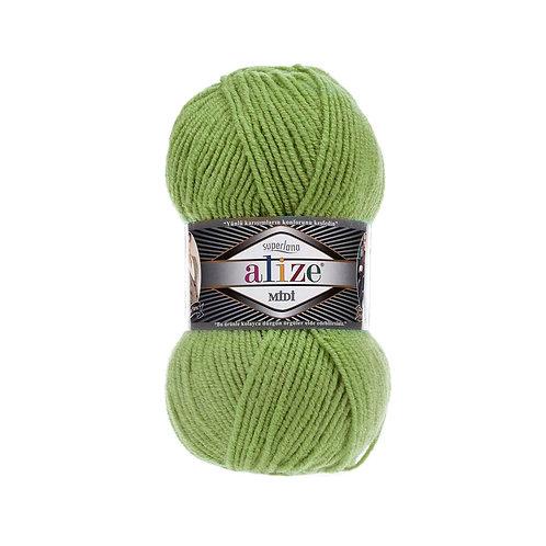 Alize Superlana Midi Turtle Green 485