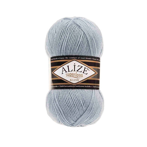Alize Superlana Klasik Light Bleu 480