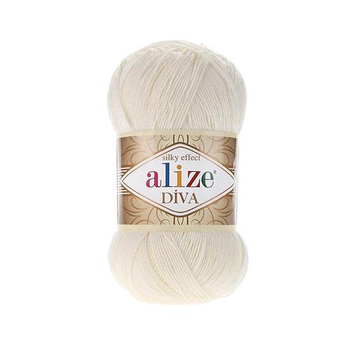Alize Diva Light Cream 62