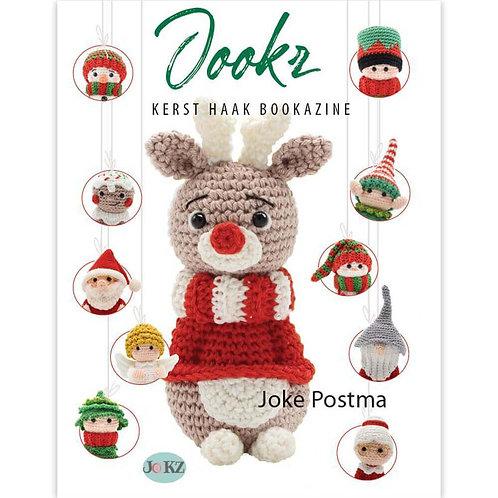 Jookz Kerst Haak Bookzine - Joke Postma