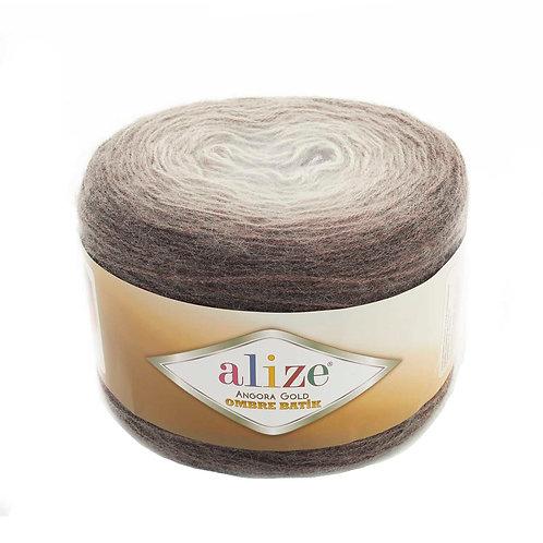 Alize Angora Gold Ombre Batik 7243