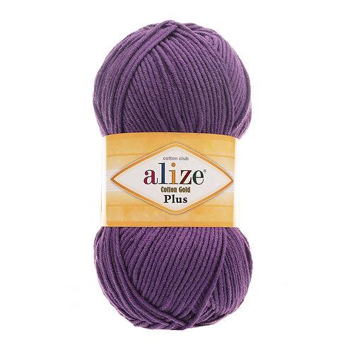 Alize Cotton Gold Plus Purple 44