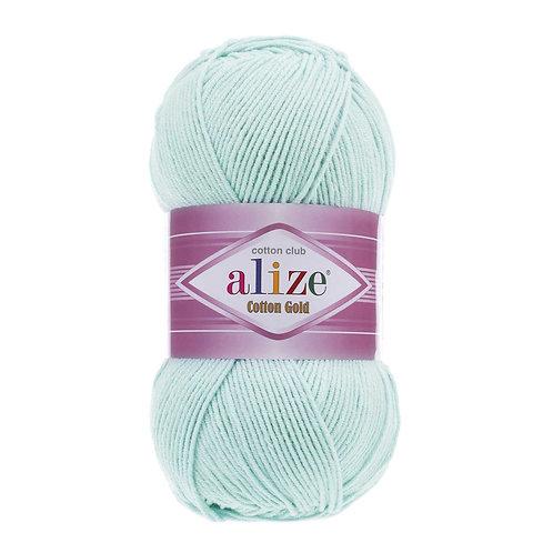 Alize Cotton Gold Ice Blue 514