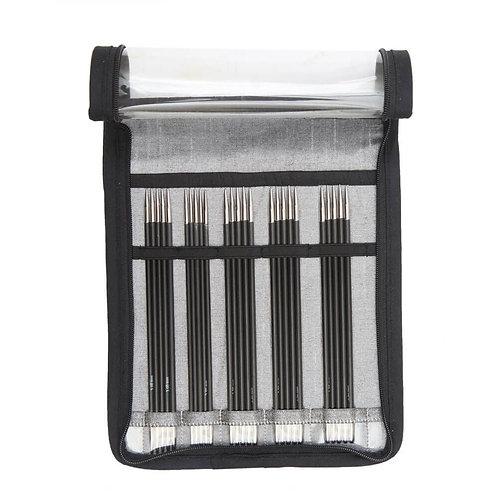 Knitpro Karbonz Sokkennaalden Set 15 Cm