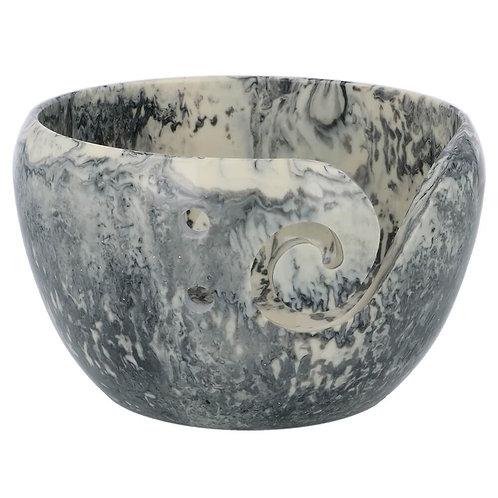 Scheepjes Yarn Bowl Parelmoer Effect Marmer 13 x 8 Cm