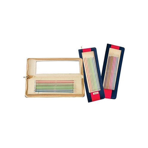 Knitpro Zing Breinaalden met Knop Set 40 Cm