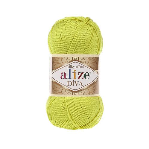 Alize Diva Lime 109