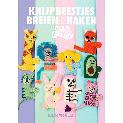 Knijpbeestjes Breien En Haken - Marieke Voorsluijs