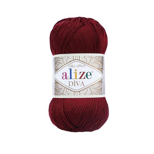 Alize Diva Bordeaux 57