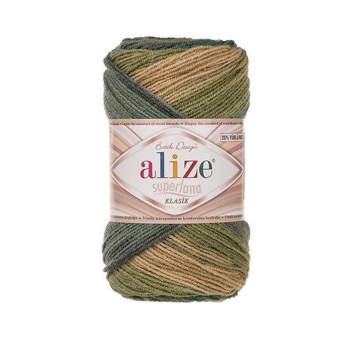 Alize Superlana Klasik Batik 4840