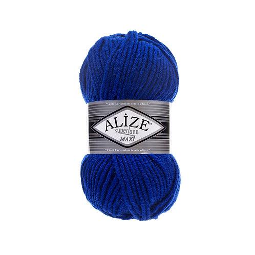 Alize Superlana Maxi Royal Blue