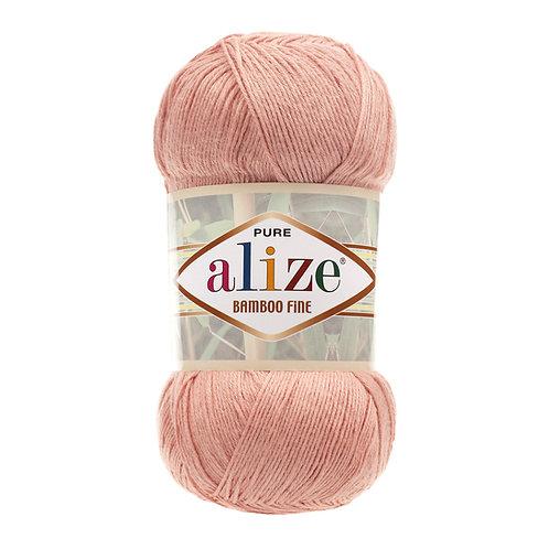 Alize Bamboo Fine Salmon 145