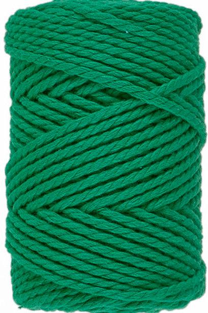 Lammy Yarns - Macrame 8 - 046 Groen