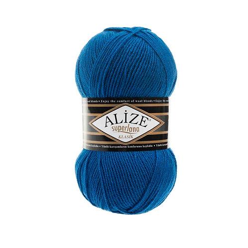 Alize Superlana Klasik Royal Bleu 141