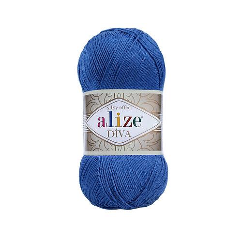 Alize Diva Royal Blue 132