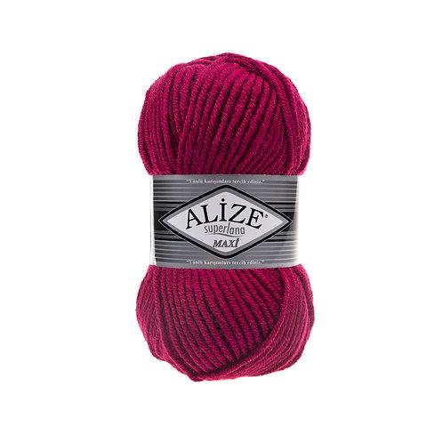 Alize Superlana Maxi Ruby 649