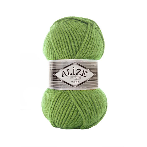 Alize Superlana Maxi Turtle Green 485