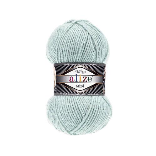 Alize Superlana Midi Mint 522